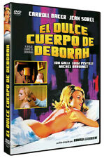 The Sweet Body of Deborah NEW PAL Erotic DVD Romolo Guerrieri Carroll Baker
