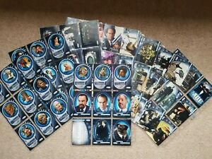 Inkworks Men in Black 2 MIB II Complete Trading Card Base Set in Sleeves