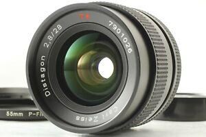 [Nea MINT] Contax Carl Zeiss Distagon T* 28mm f/2.8 MMJ Lens for C/Y Mount JAPAN