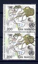 SAN MARINO - 1977 - Anno mondiale del reumatismo. COPPIA. E4440