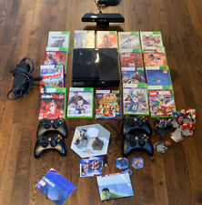 New listing Microsoft Xbox 360 E Console Bundle Model 1538 w/ controller, Games Works