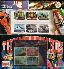 GB 2011 Gerry Anderson FAB Thunderbirds Presentation Pack 450 with comic inside