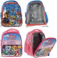 Paw Patrol Backpack Cool Bag For Boys Girls kids Children School Bag Travel Bag