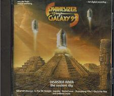 CD Synthesizer Galaxy 92,Neuwertig,Titel 2. Foto,BMG Ariola 261 869 225 ,Rar