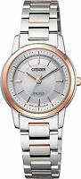 CITIZEN EXCEED Eco-Drive Slim EX2074-61A Women's Watch New in Box