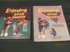 Abeka 5th Gr.- Enjoying Good Health Text & Tests, Quizzes, & Worksheets (2nd Ed)