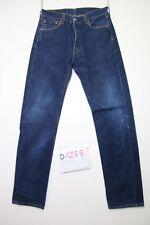 Levis 501 (Code D1288) Taille 44 W30 L34 jeans d'occassion indigo vintage
