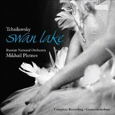 Mikhail Pletnev, P.I - Swan Lake (Complete Recordings) [New CD]