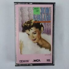 Judy Garland Best of Judy Garland From MGM Classic Films Cassette 1987 MCA