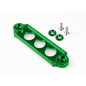 Aluminum Battery Tie Down Hold Bracket Lock Anodized for Honda Civic/CRX 88-00