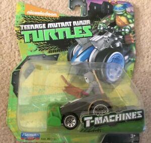 Teenage Mutant Ninja Turtles T-Machines Casey Jones Ice machine Diecast TMNT Car