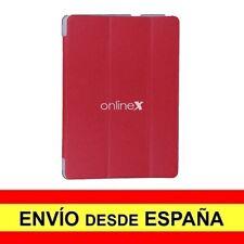 """Funda Carcasa FLIP SMART COVER Para Tablet HUAWEI MEDIAPAD T3 10.0"""" ROJO A3476"""