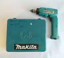 "MAKITA 9.6V CORDLESS 3/8"" DRIVER DRILL MODEL 6093D + BOX **No Battery"