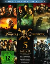 Pirates Of The Carribean 5 Movie Collection