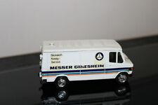 Camion miniature truck Conrad MERCEDES Messer-Griesheim échelle 1/50