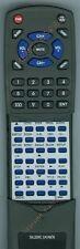 Replacement Remote for SYLVANIA SDVD1602