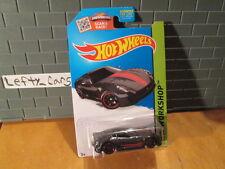 1 HOTWHEELS FERRARI 599XX CAR'S SCALE 1/64 ON LONG CARD (HW WORKSHOP)