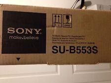 NEW SONY TV STAND SU-B553S for TV HX850, HX853, HX855
