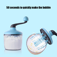 Manual Eggbeater Mixer Hand-cranked Egg Cream Whisk Kitchen Baking Supply