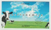 S36172 Lietuva Lithuania 2005 Europa Cept MNH Booklet Gastronomy