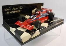 Coches de Fórmula 1 de automodelismo y aeromodelismo MINICHAMPS brabham Escala 1:43