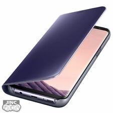 Original Genuine Samsung Galaxy S8+ SM-G955 G955W Clear View Standing Cover Case