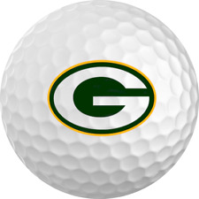 Green Bay Packers Titleist ProV1 Refinished NFL Golf Balls 12 Pack