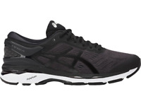 Asics Men's Gel-Kayano 24 Shoes NEW AUTHENTIC Black/Phantom T749N-9016