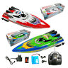 Rechargeable Radio Remote Control Twin Motor High Speed Boat RC Racing Gift3C