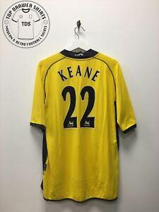 Robbie Keane Tottenham Hotspur Spurs 3rd third football shirt 2002/2003 Men's XL