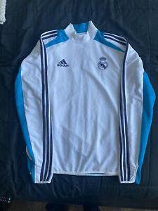 Real Madrid 2012/13 Adidas Training Top Sz M Brand New with Tags Rare