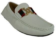 bc79df99cfd Male White Dress Shoes in Men's Casual Shoes for sale | eBay