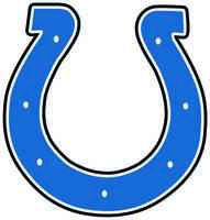 INDIANAPOLIS COLTS Vinyl Decal / Sticker ** 5 Sizes **
