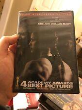 Million Dollar Baby (Dvd, 2005, 2-Disc Set, Widescreen) New Sealed