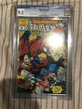 SPIDER-MAN #23 CGC 9.2, 1992, FANTASTIC FOUR AND HULK APPEARANCE