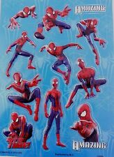Marvel Comics The Amazing Spider-Man Personalized 1 sticker sheet NWT