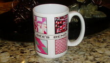 THE QUILTS OF GEE'S BEND Unique US Art History Graphics on a Coffee / Tea Mug