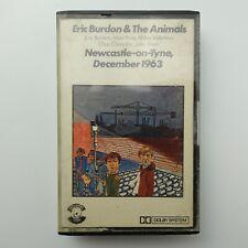 Eric Burdon & The Animals Newcastle on Tyne (Cassette)