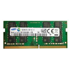 Memoria (RAM) con memoria DDR4 SDRAM de ordenador Samsung Memoria 1000 RAM