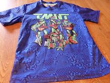 "NWOT! ""TEENAGE MUTANT NINJA TURTLES"" BOYS S/S T-SHIRT SIZE M (8)"