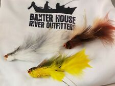 Articulated Streamer Fly, Articulated Baitfish, Articulated Fly, Closeout