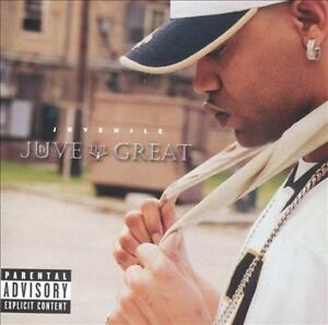 Juvenile:Juve the Great CD, Dec-2003 New