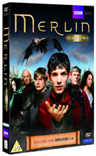 Merlin: Series 2 - Volume 1 DVD (2009) Colin Morgan