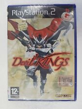 PS2 SONY PLAYSTATION 2 DEVIL KINGS CAPCOM SEALED