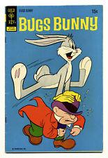 Bugs Bunny #144 (Gold Key) FN5.8