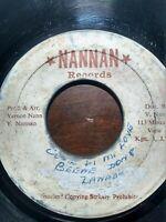 "Beenie Don – Come Fi Me Love 7"" Vinyl Single RARE DANCEHALL"