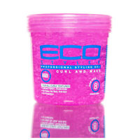 [ECO STYLER] STYLING GEL CURL AND WAVE FIRM HOLD 16OZ PINK