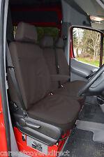 Mercedes Sprinter EXTRA Heavy Duty Waterproof Van Seat Covers Genuine Fit 2006+