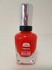 Sally Hansen Complete Salon Manicure Nagellack 554 New Flame Neu