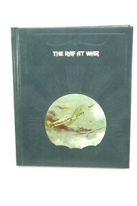 "Time Life Books AVIATION Series ""RAF AT WAR"" Flying Flight History Royal Air Fce"